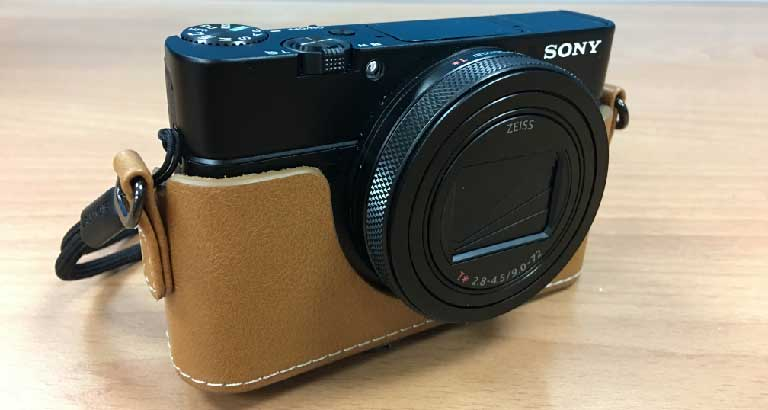 Sony RX100VI (RX100M6) 口袋機評測 1