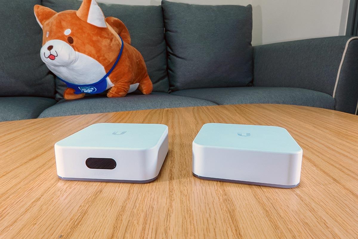 Ubiquiti AmpliFi Instant 評測:簡單設定Mesh WiFi 迷你設計 8