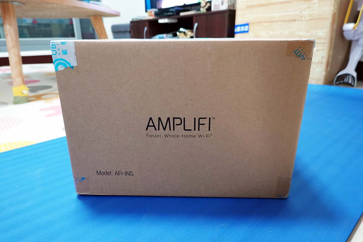 Ubiquiti AmpliFi Gamer's Edition 評測:Mesh WiFi 低延遲網路優化 4