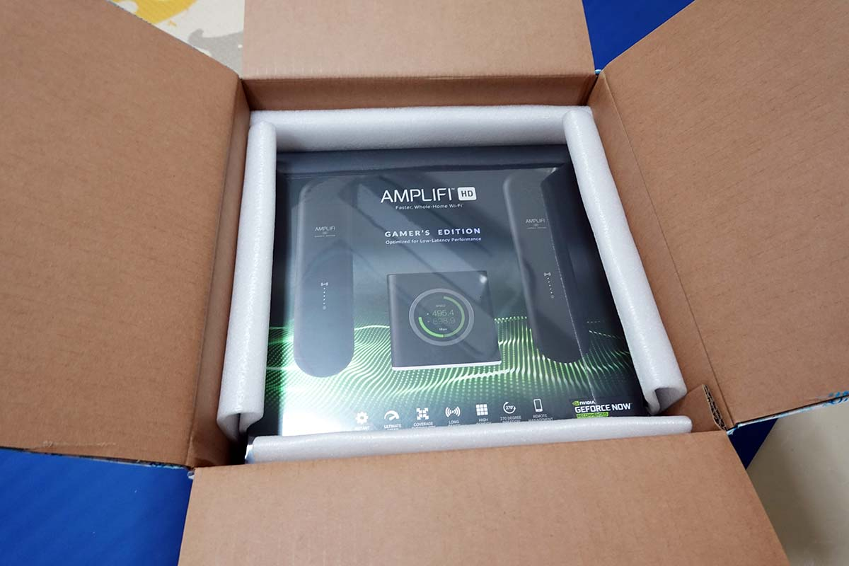 Ubiquiti AmpliFi Gamer's Edition 評測:Mesh WiFi 低延遲網路優化 5
