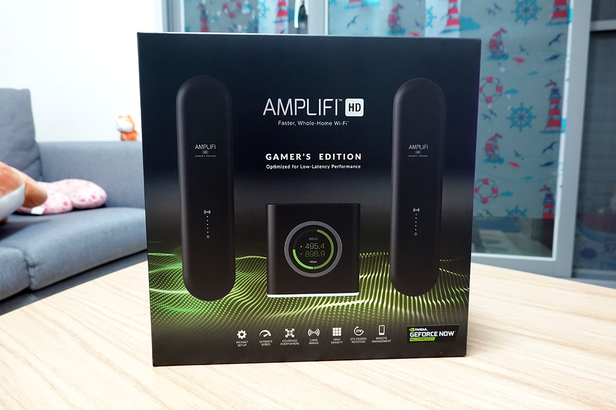 Ubiquiti AmpliFi Gamer's Edition 評測:Mesh WiFi 低延遲網路優化 6