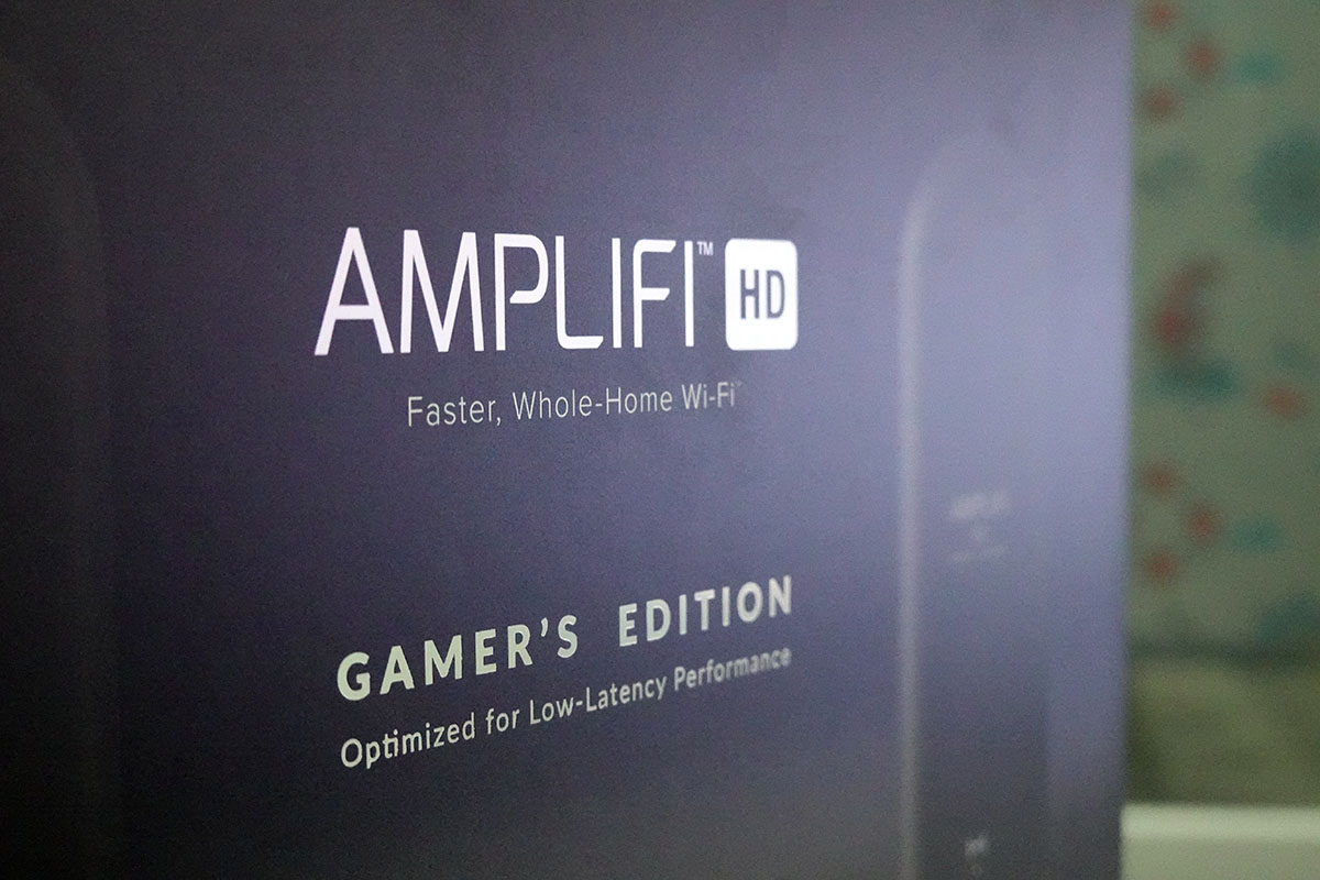 Ubiquiti AmpliFi Gamer's Edition 評測:Mesh WiFi 低延遲網路優化 10