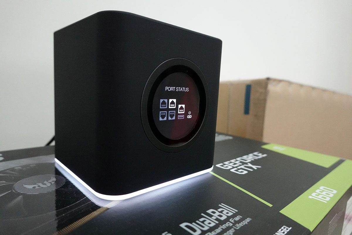 Ubiquiti AmpliFi Gamer's Edition 評測:Mesh WiFi 低延遲網路優化 24