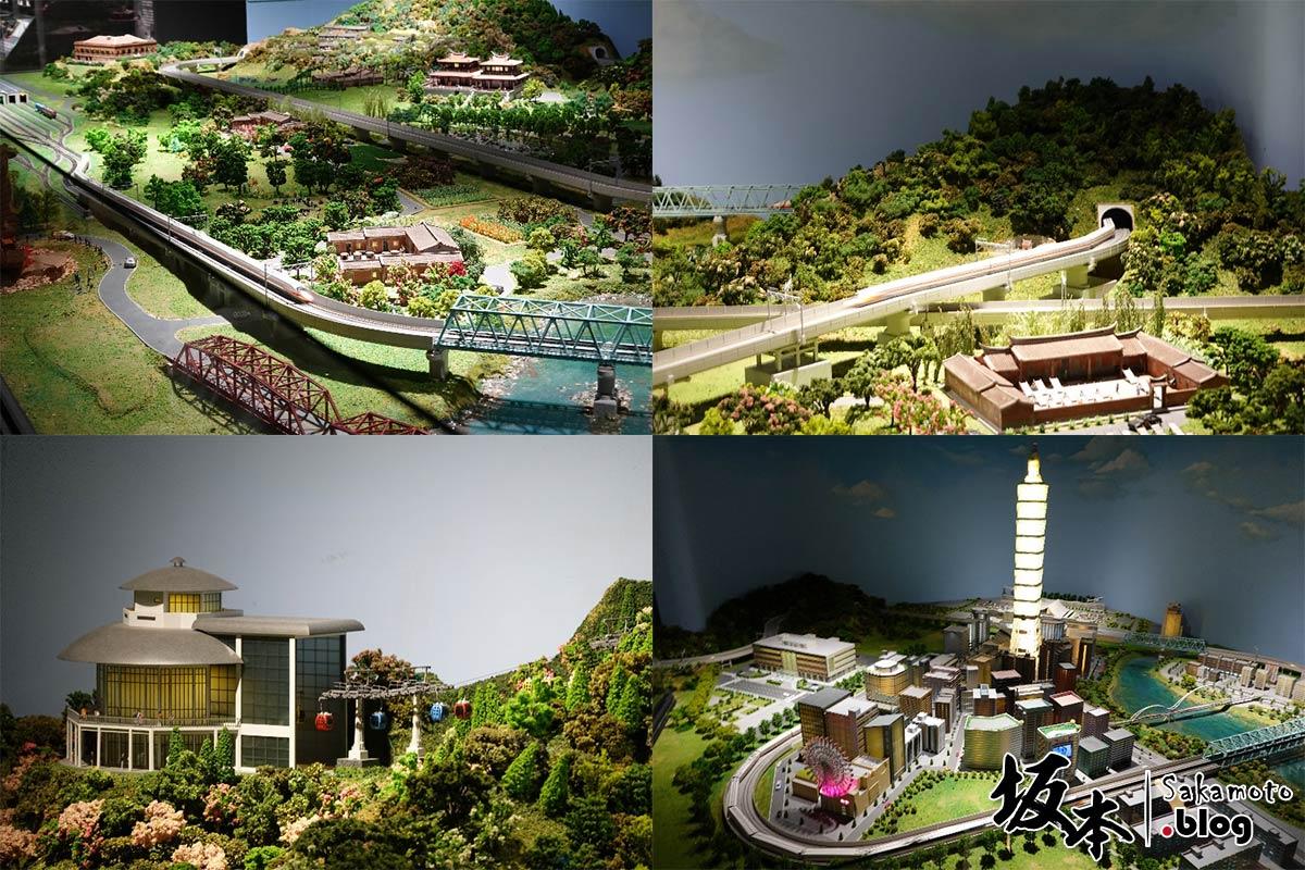 桃園免費親子景點《台灣高鐵探索館》 8