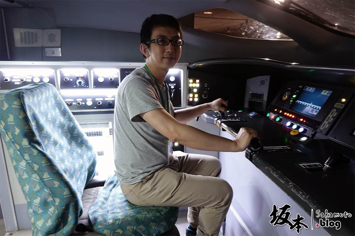 桃園免費親子景點《台灣高鐵探索館》 11