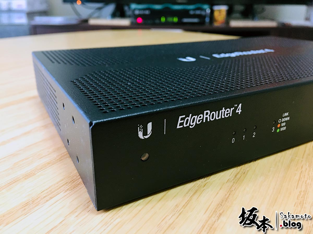 Ubiquiti EdgeRouter 4 評測:轉發效率加速 Router 12