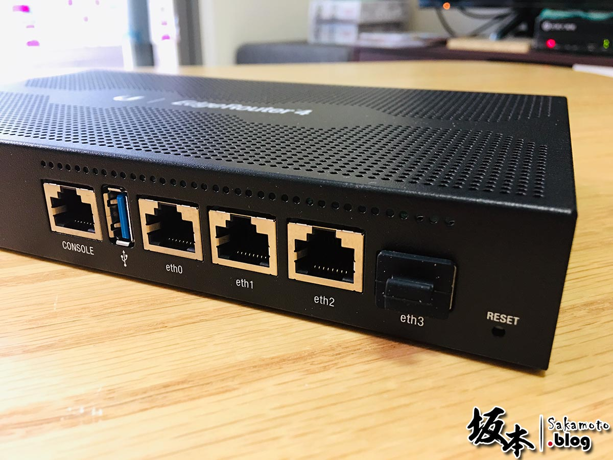 Ubiquiti EdgeRouter 4 評測:轉發效率加速 Router 13