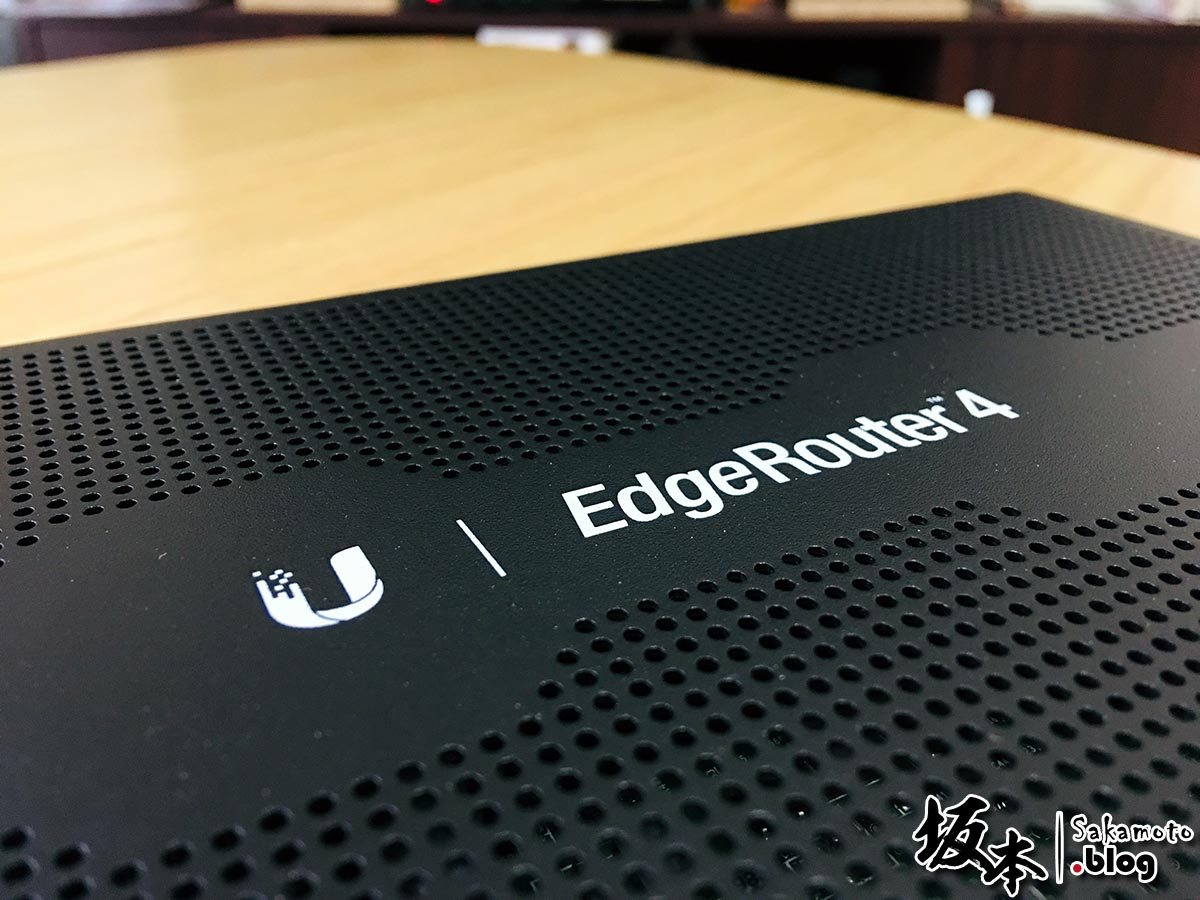 Ubiquiti EdgeRouter 4 評測:轉發效率加速 Router 15