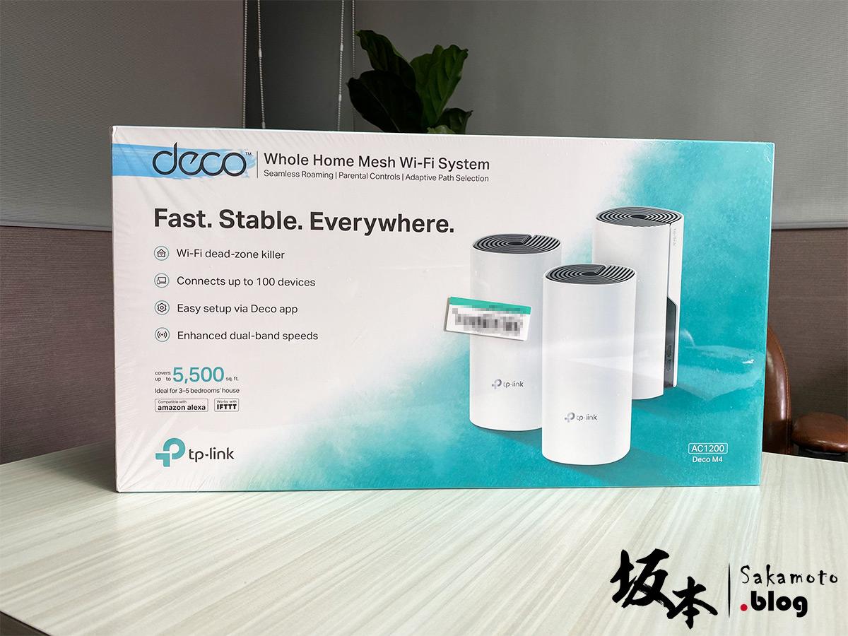 TP-Link Deco M4 評測:Mesh WiFi 無縫漫遊網狀 4