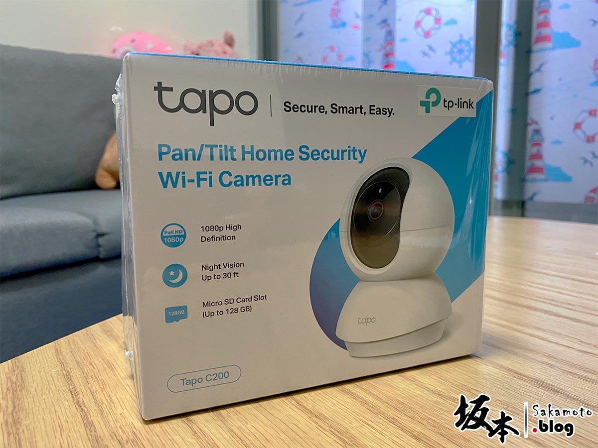TP-Link Tapo C200 評測:WiFi 家庭安全防護網路攝影機 4