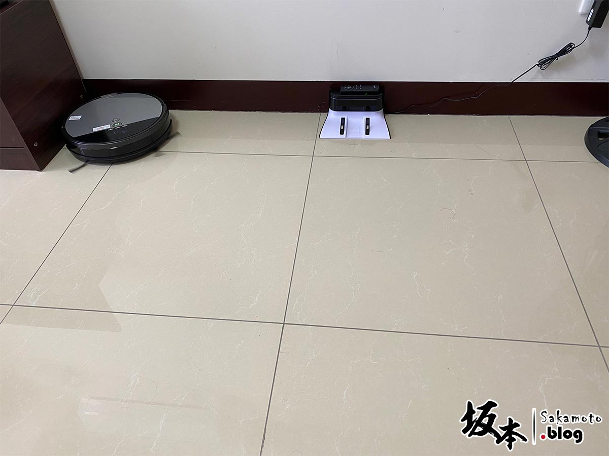 ILIFE V8s 評測:掃地/拖地頂級兩用機器人 18