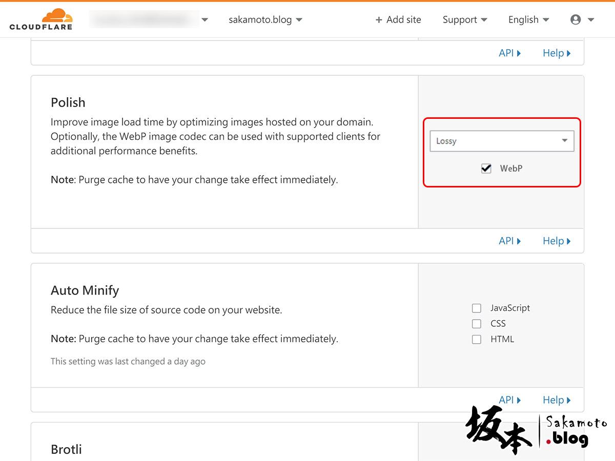如何讓 WordPress 搭配 CloudFlare 支援 WebP 圖檔格式 5