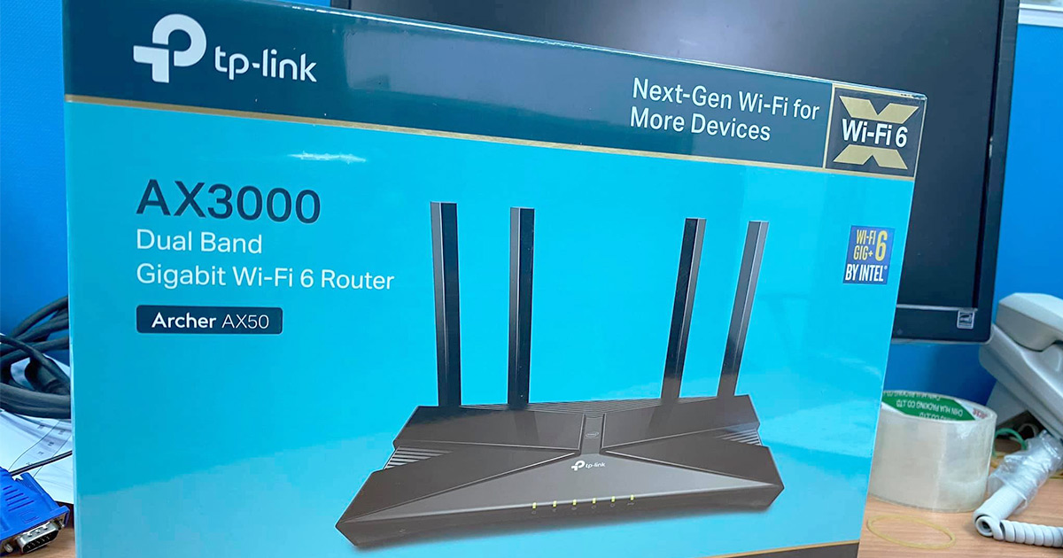 TP-Link Archer AX50 評測:802.11ax Wi-Fi6 平價速度翻倍 5