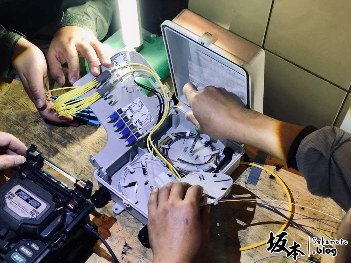 抱怨HiNet光世代光纖進度慢?施工、開通流程讓您了解狀況 13