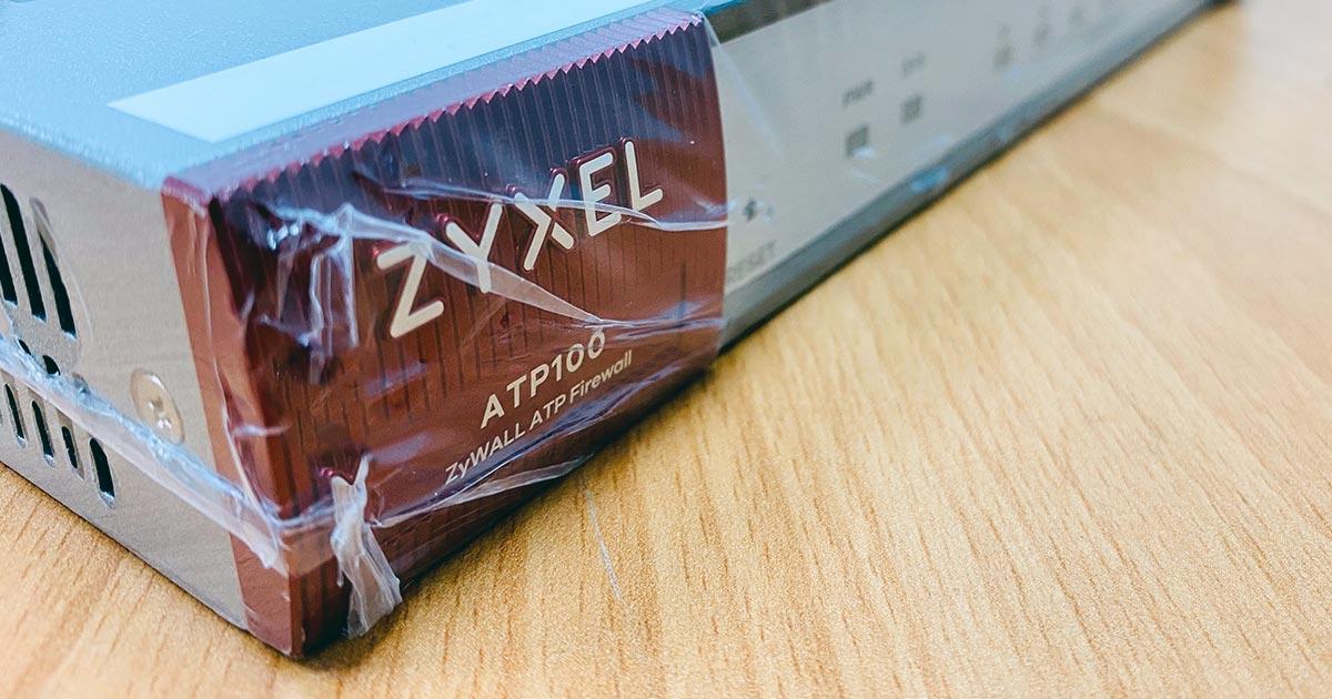 ZYXEL 智能防火牆系列 ATP100 - 小企業資安防護 22