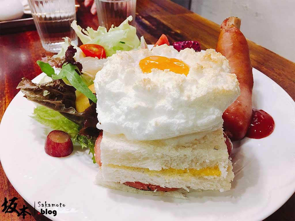 慶祝結婚滿週年吃早午餐「謝謝DOUMO」 4