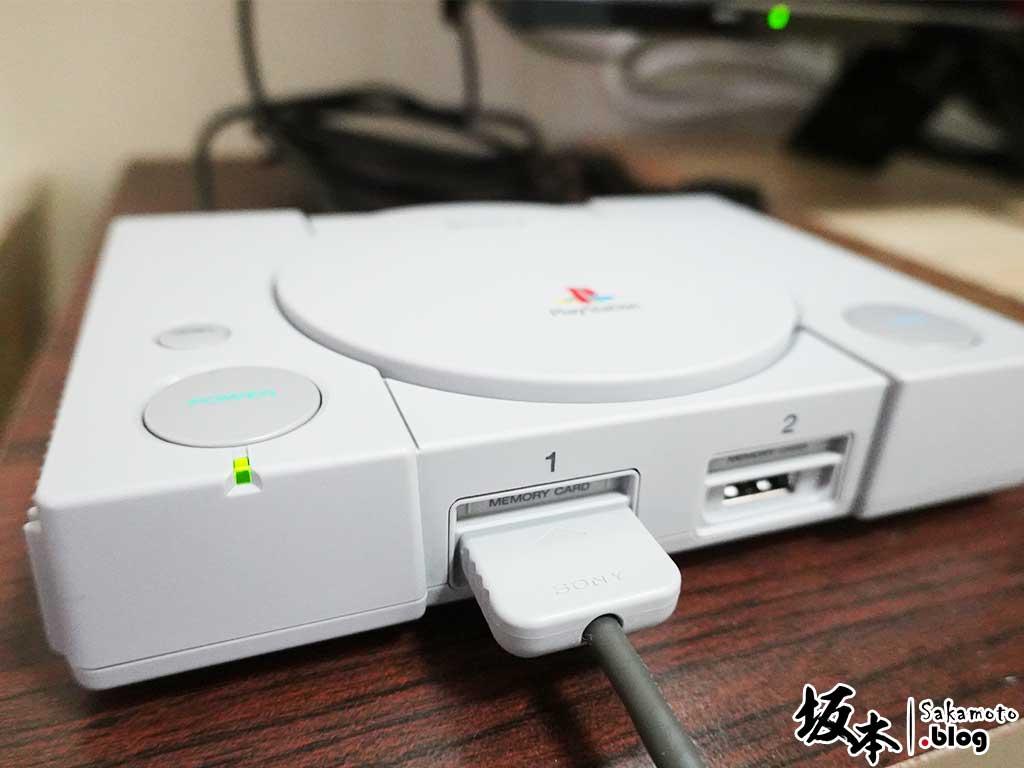 迷你PS「PlayStation Classic」開箱心得 12