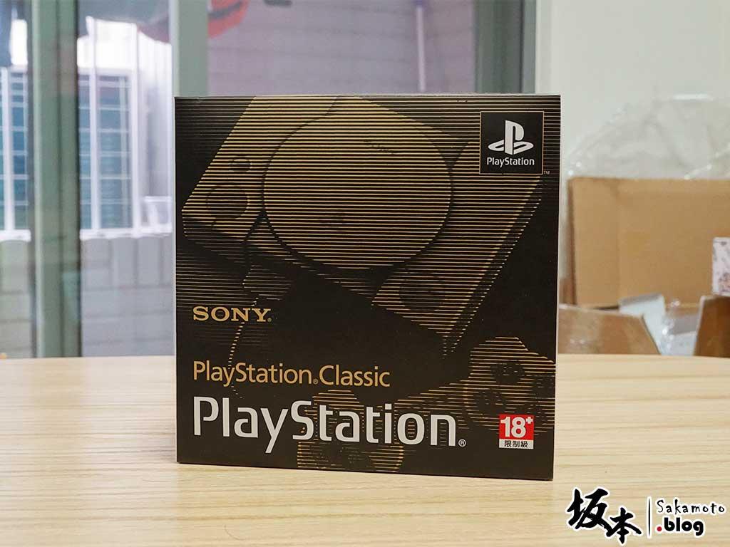 迷你PS「PlayStation Classic」開箱心得 3