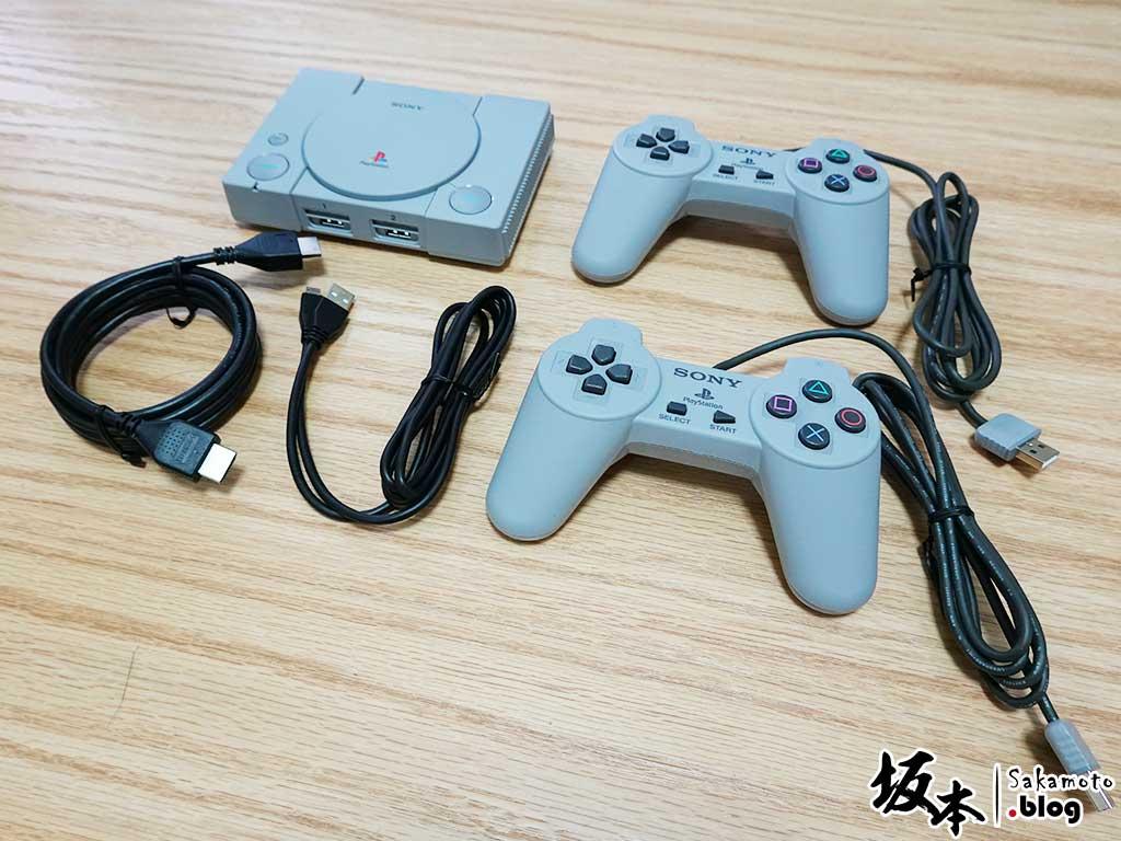 迷你PS「PlayStation Classic」開箱心得 7