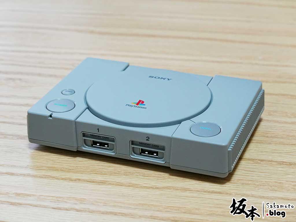 迷你PS「PlayStation Classic」開箱心得 8