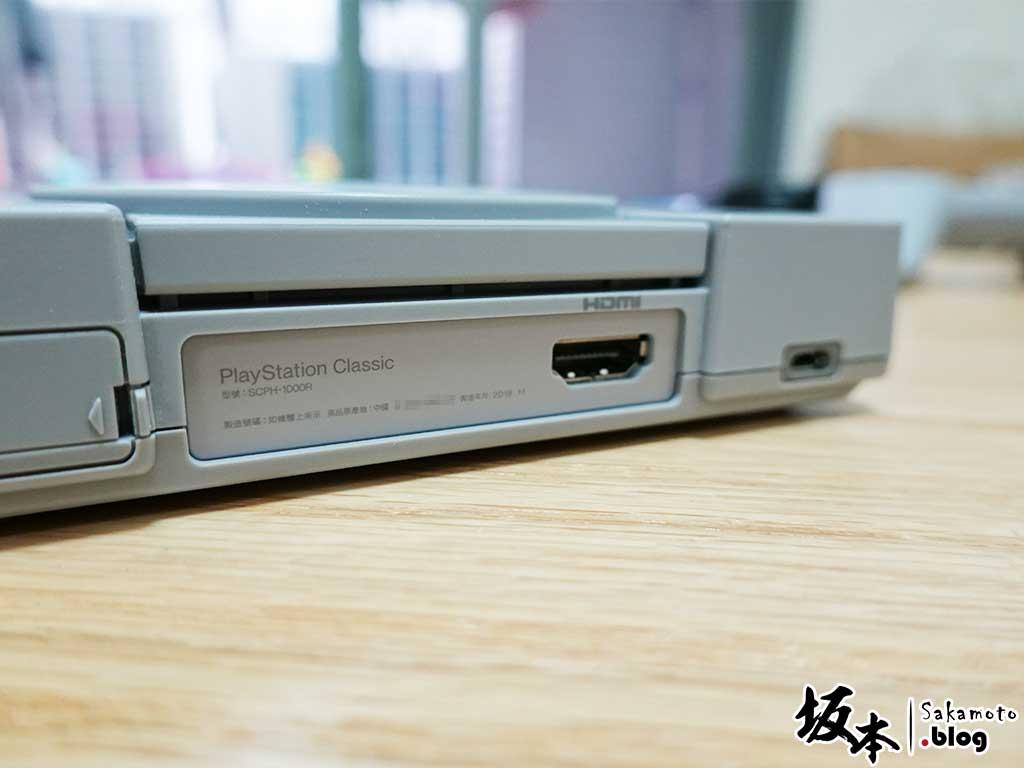 迷你PS「PlayStation Classic」開箱心得 10