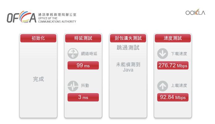 供裝中華電信 FTTH 300M/100M 光纖到府全程紀錄 15