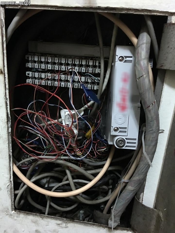 供裝中華電信 FTTH 300M/100M 光纖到府全程紀錄 7