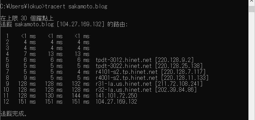 如何透過 CloudFlare 網站主機節點變成 TPE 直連 3