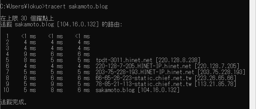 如何透過 CloudFlare 網站主機節點變成 TPE 直連 9