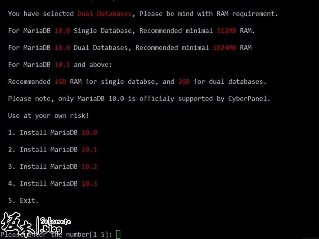 CyberPanel - OpenLiteSpeed 免費開源控制面板 7