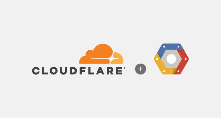 CloudFlare 與 Google CDN 互連