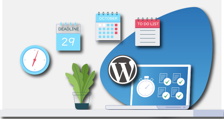 如何透過 WordPress 預約排程發表文章