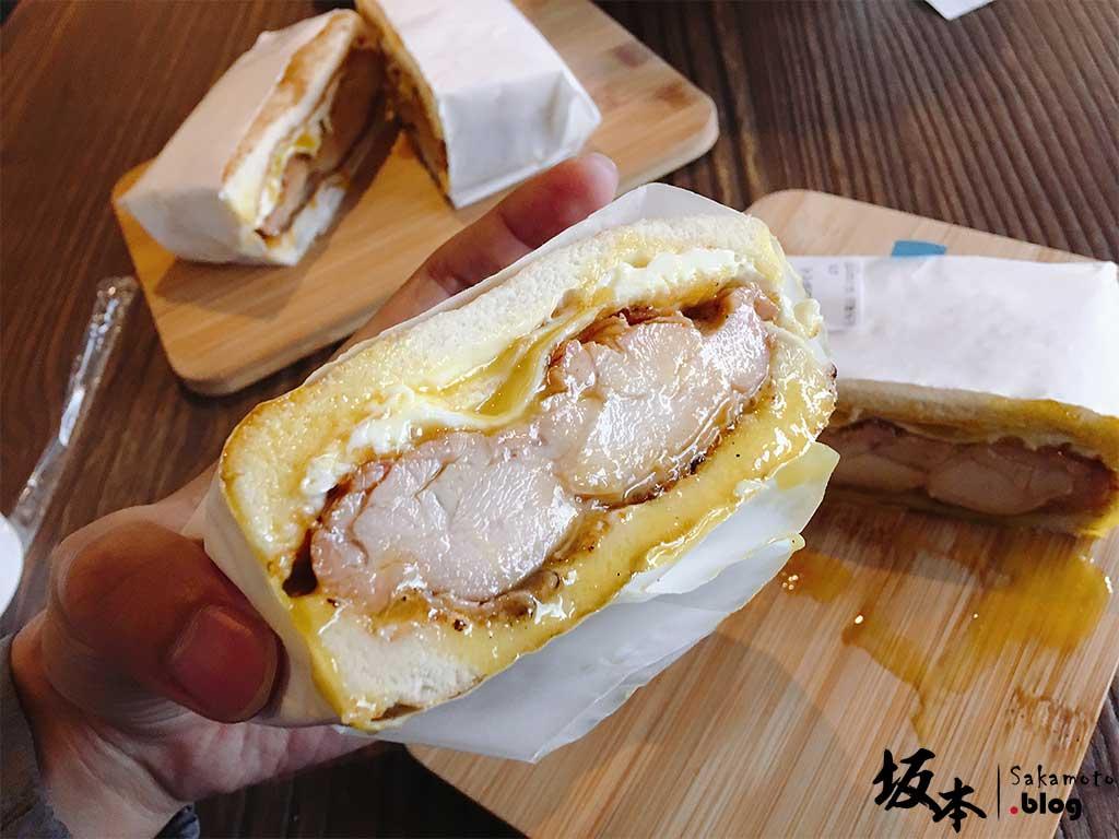 炭燒吐司美味早午餐「良粟商號」 9