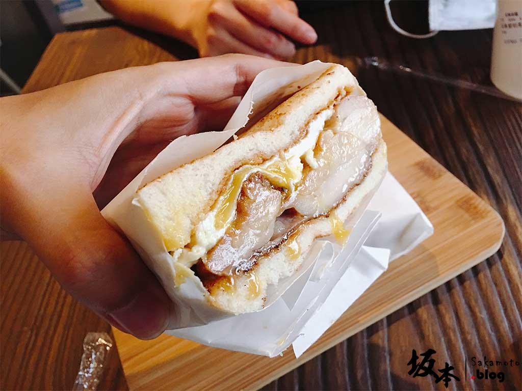 炭燒吐司美味早午餐「良粟商號」 10